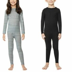 32 Degrees Heat Kids Base Layer Set Shirt Leggings